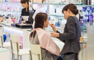 Japan's beauty and cosmetics market