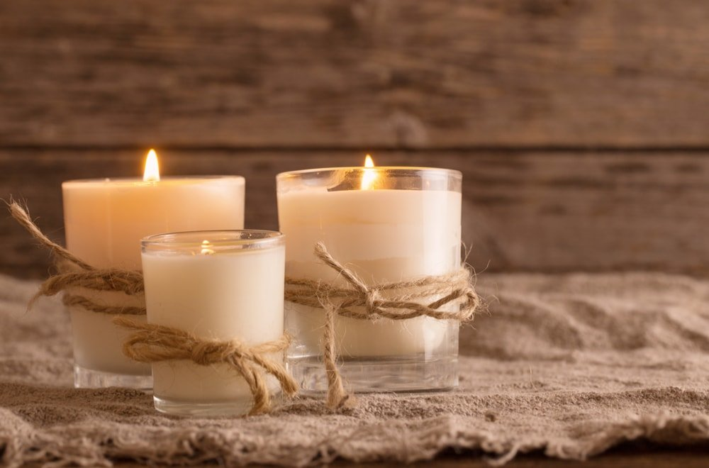 Scented candles gain in popularity in the home décor arena
