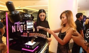 NYX Cosmetics In-store Experience