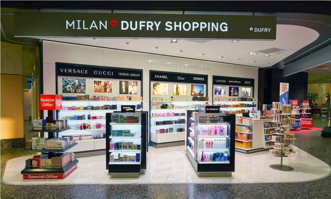 Duty-Free Retailer Dufry Sees Opportunity As Trade War Looms