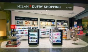 Duty-Free Retailer Dufry