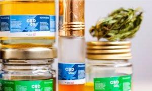 cosmetics based on cannabis