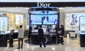 Global luxury brands again chase China's young, rich and spendthrift