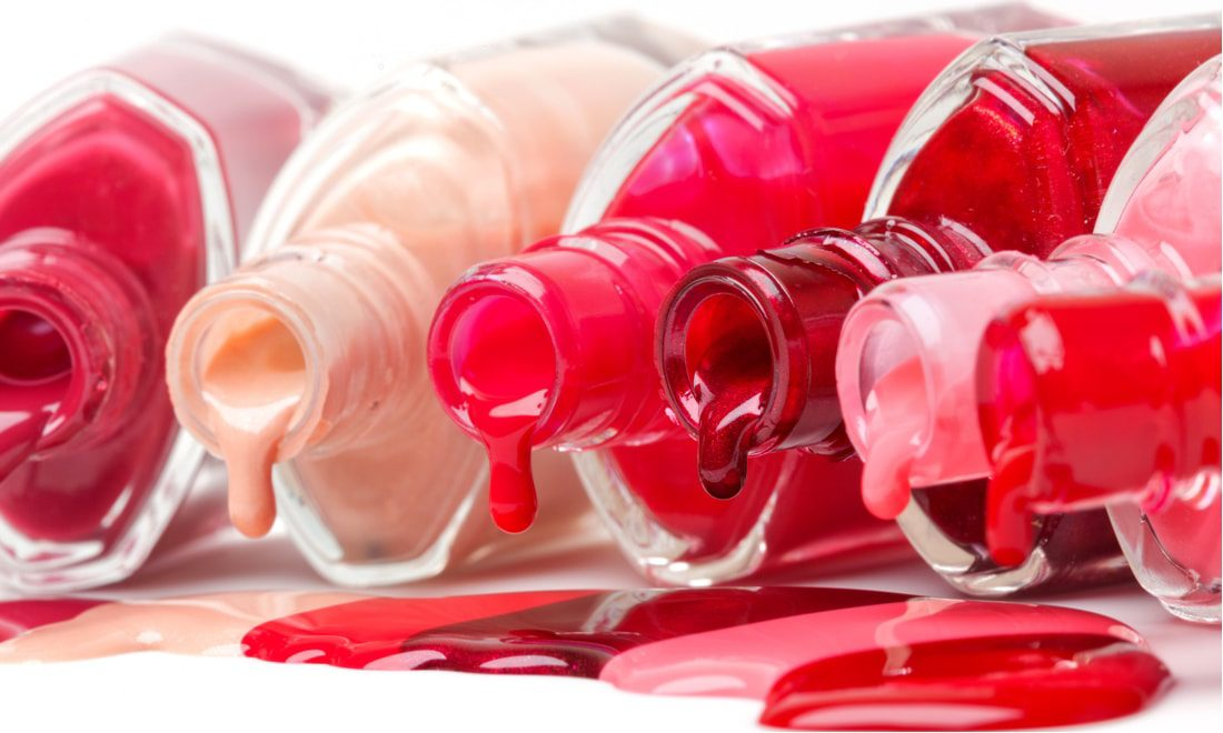 Counterfeit Cosmetics; The Billion Dollar Toxic Trade