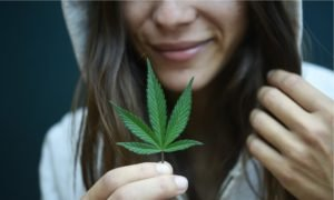 Weed Sellers Target Women Who'd Rather Not Smell like a Skunk