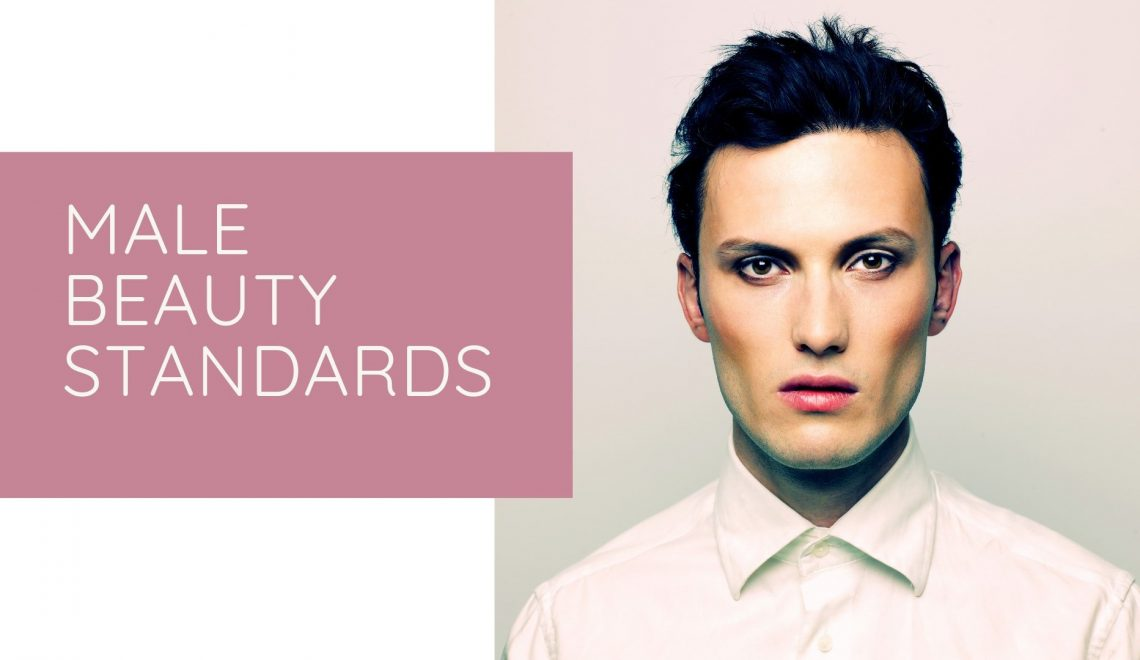 The Changing Face of Male Beauty