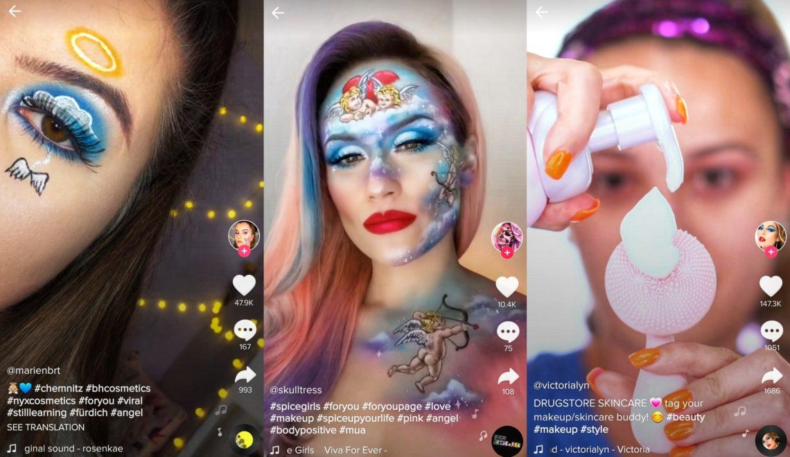 Is Gen-Z's Favorite App TikTok The Next Big Opportunity For Beauty Brands?
