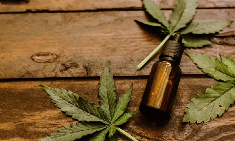 Going Green; Cannabis Perfume Is Becoming The Next Big Beauty Trend