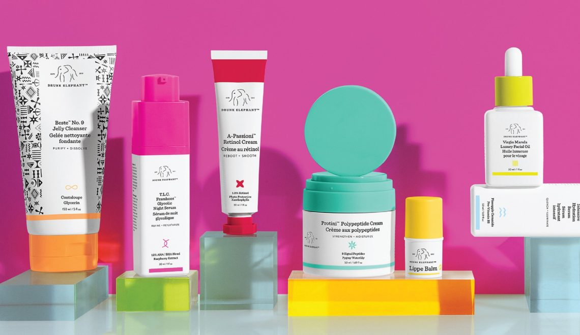 Shiseido Inks $845 Million Deal for Skincare Firm Drunk Elephant