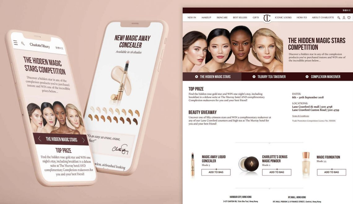 How To Write & Structure Your Content Like Charlotte Tilbury